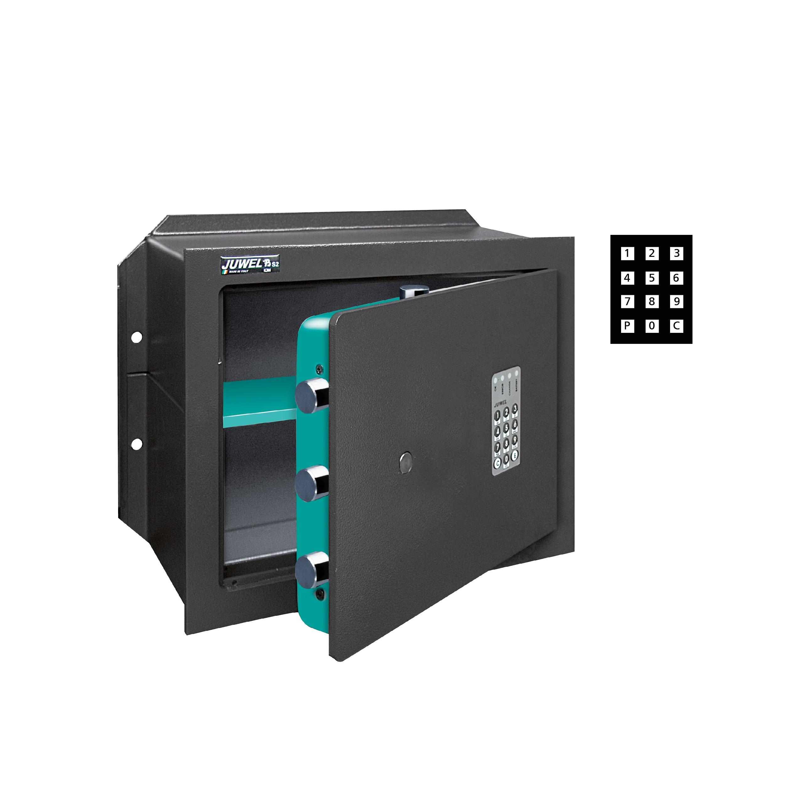 CASSEF.COMB.DIGIT.510X360X192