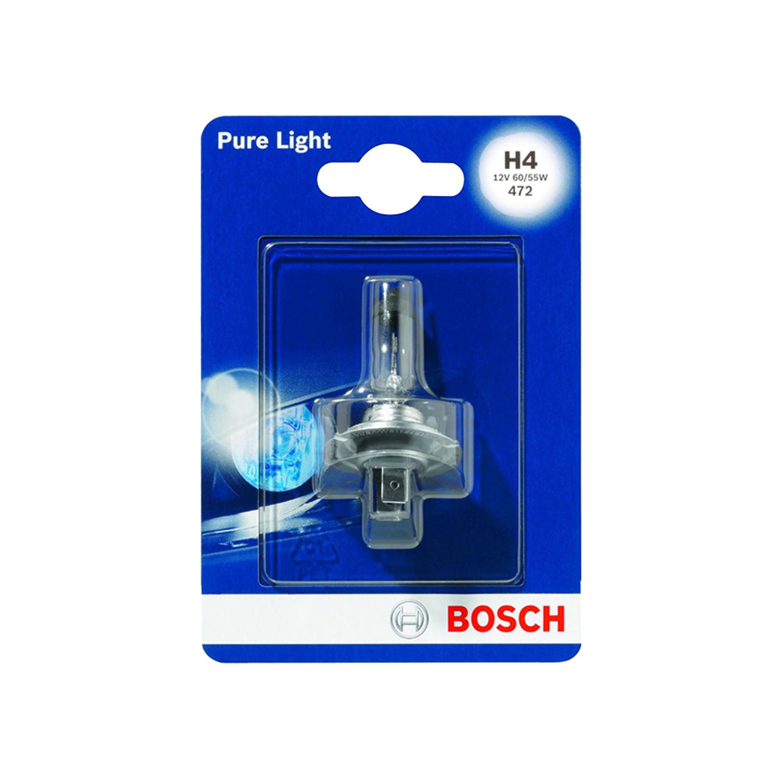 BOSCH 1 LAMP H4            001