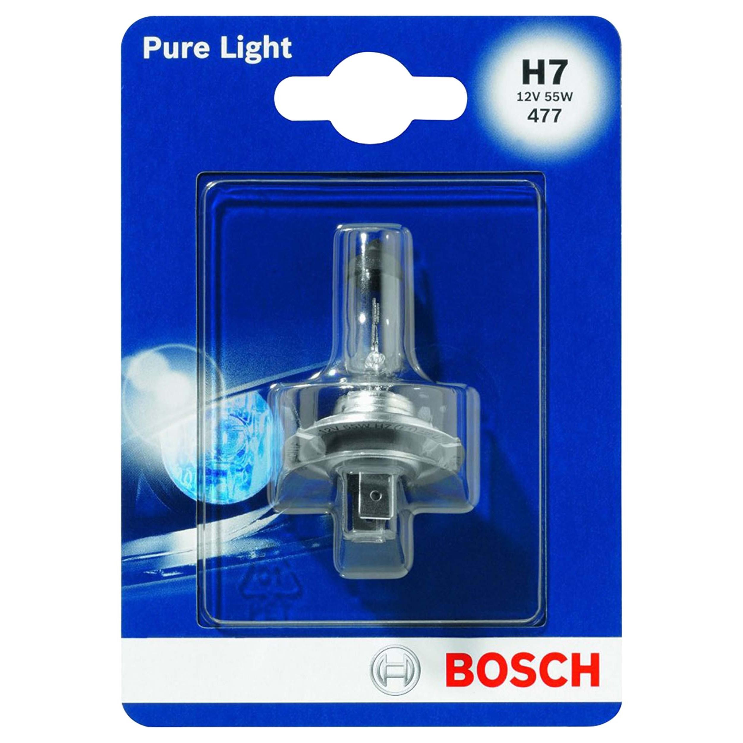 BOSCH 1 LAMP H7            012