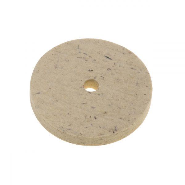 DISCO IN FELTRO mm.150x20